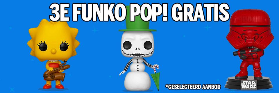 Funko Pop Outlet Actie Aanbieding