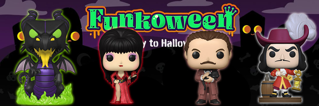 Funko Funkoween Halloween