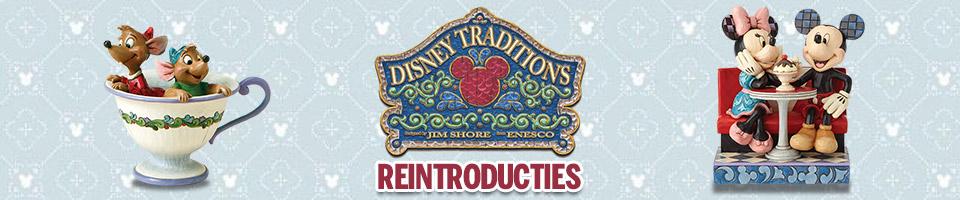 Disney Traditions Reintroducties